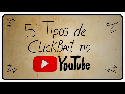5 Types of Youtube Clickbait - GFM